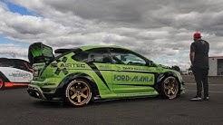 671 BHP FOCUS RS RACING SUBSCRIBERS!!