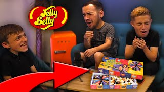 ON A EU UNE MAUVAISE IDÉE ! 🤮 (jelly belly challenge)