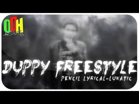 Pencil - Duppy Jump Freestyle