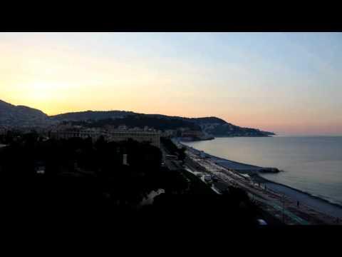 Le Méridien Nice - Sunrise timelapse - Hotel Official Video