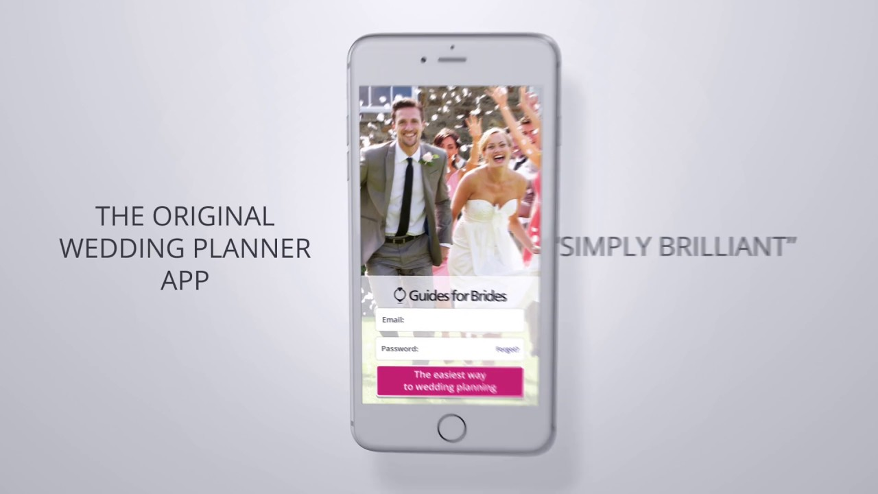 Wedding Planner App.The Wedding Planner App