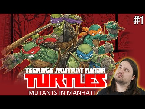 Kowabunga! | Teenage Mutant Ninja Turtles | 1.rész