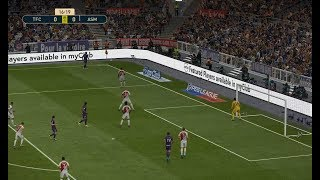 Toulouse FC vs AS Monaco | Ligue 1 | Journée 05 | 15 Septembre 2018 | PES 2019