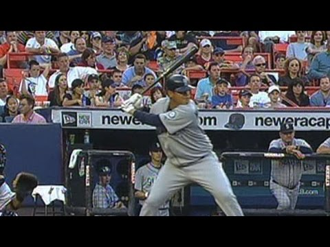 King Felix hits a grand slam off Johan