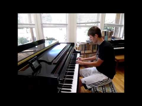 Oquirrh Mountains Shining (piano solo)