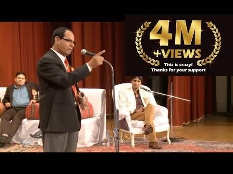 10. Sampat Saral – Hamari Association Mushaira 2014 - 720p HD – Dubai 2014