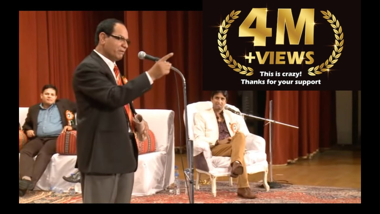 10. Sampat Saral – Hamari Association Mushaira 2014 - 720p HD – Dubai 2014