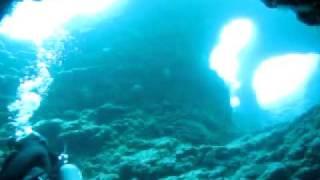 2011年5月2日 宮古島ダイビング アントニオガウディ.
