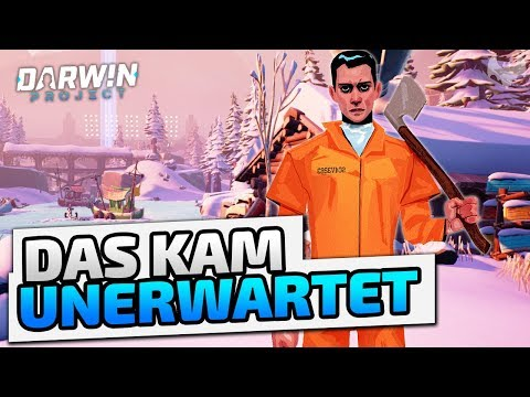 Das kam unerwartet - ♠ Darwin Project  ♠ - Deutsch German - Dhalucard