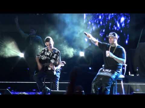 JUEGOS PROHIBIDOS- Nicky Jam en Concierto- Guayaquil 2014….. REGUETTON PARTY