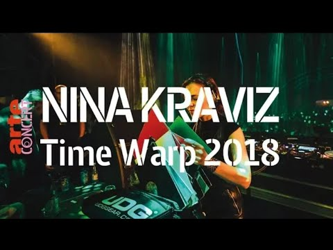 Nina Kraviz - Time Warp 2018 Full Set HiRes – ARTE Concert