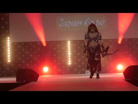 related image - Japan Expo Sud 2017 - Concours Cosplay Dimanche - 06 - World of Warcraft - Sylvana Coursevent