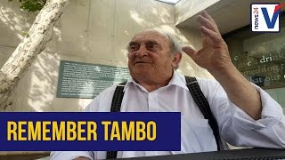 We Would Follow OR Tambo Anywhere - Denis Goldberg