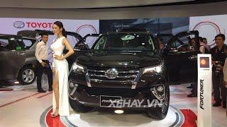 XEHAY.VN Bom tn Toyota Fortuner 2016 ra mt ti VMS2016 2017