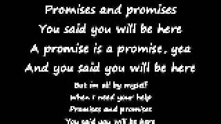 Ace Hood - Promises (Feat. Kevin Cossom) Lyrics