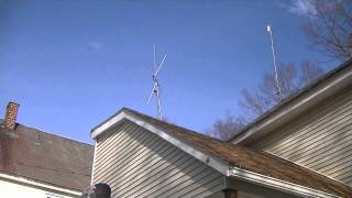 Update...Changed the preamp with great results!! ST-2 antenna.