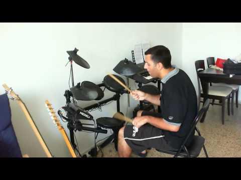 Brimful Of Asha - Fatboy Slim - drum cover