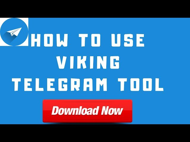How to use Viking Telegram Tool | Telegram Marketing