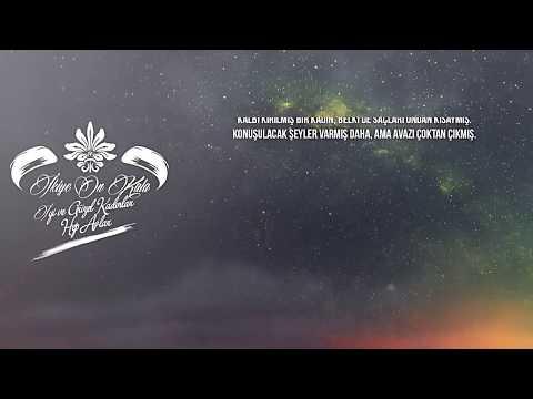 İkiye On Kala - İyi ve Güzel Kadınlar Hep Ağlar ( Lyric Video )