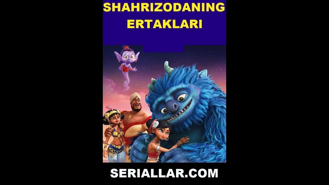 Uzbek multfilm Shahrizodaning ertaklari 8-qism 2019(Premyera) онлайн томоша килиш