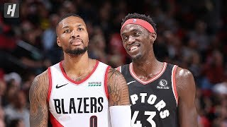 Toronto Raptors vs Portland Trail Blazers - Full  Highlights | Nov 13, 2019 | 2019-20 NBA Season