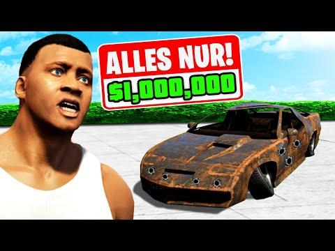 GTA 5 aber ALLES kostet $1.000.000!!