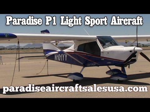 Paradise P1NG light sport aircraft, Paradise Aircraft USA, Paradise Aircraft Sales Phoenix Arizona.