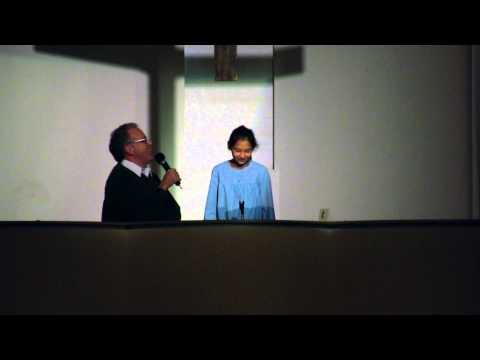 Baptism Sunday Fall 2013 - Anne Robbins