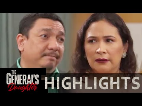 Amelia is pissed at Rhian for contesting Tiago's medical records | The General's Daughter
