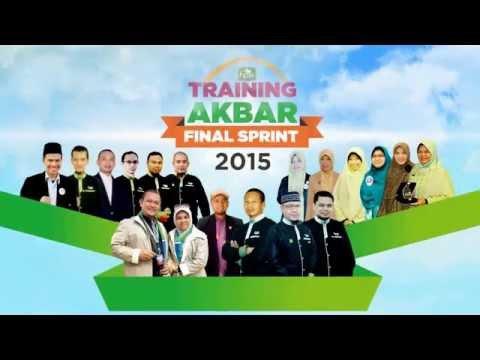 Bumper Training Akbar Final Sprint 2015 HPAI