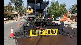 USA - Overlay Resurfacing Repairing Asphalt Without Milling Old Asphalt!