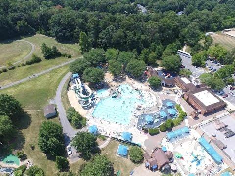 Gaithersburg Water Park Drone, Gaithersburg, MD