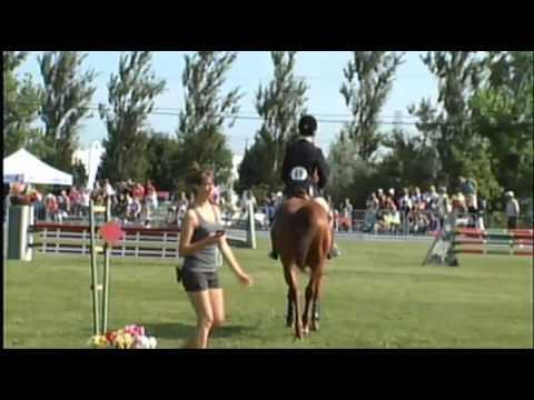 Jeux du Québec 2014 - Sports équestres - 4 août (2e partie)
