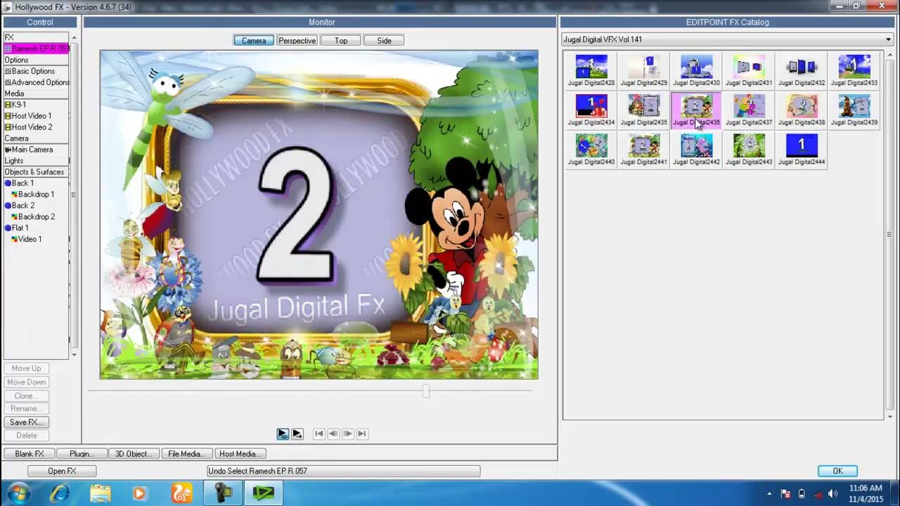 Adobe premier pluging mixing city.