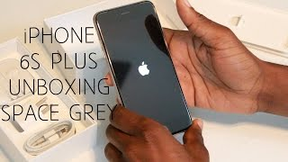 iPhone 6S Plus Unboxing & First Impression (Space Gray)