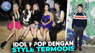 Baixar Cantik dan Tampan! 7 Idol K Pop Paling Curi Perhatian Saat Hadiri Peragaan Fashion Dunia