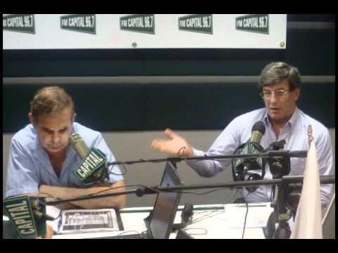 RAFAEL REY Y ROBERTO CHIABRA  SE ENFRENTAN EN RADIO CAPITAL