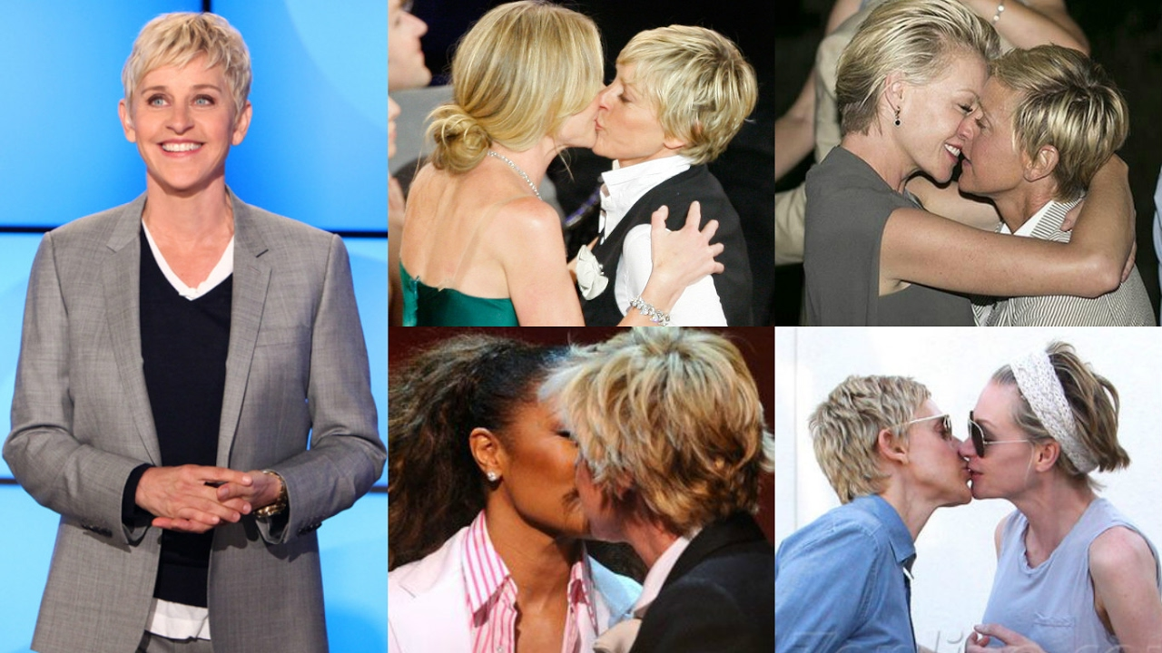 is ellen degeneres dating