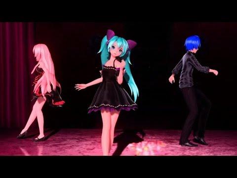 "Hatsune Miku: Project DIVA Future Tone - [PV] ""ACUTE"" (Romaji/English Subs)"