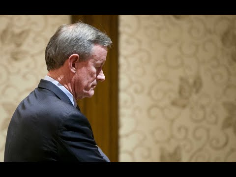 UT System Chancellor Bill McRaven to step down