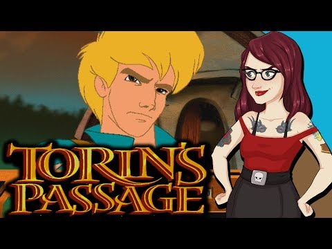 Torin's Passage – Sierra's Hidden Halite