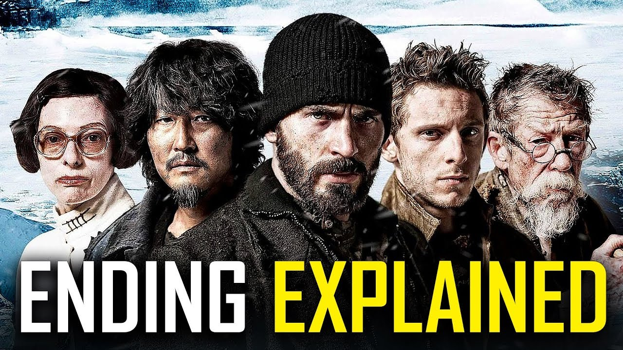 Snowpiercer Ending Explained Full Movie Breakdown Analysis Review Youtube