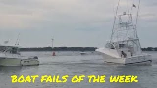 Boat Fails of the Week | What could go wrong?