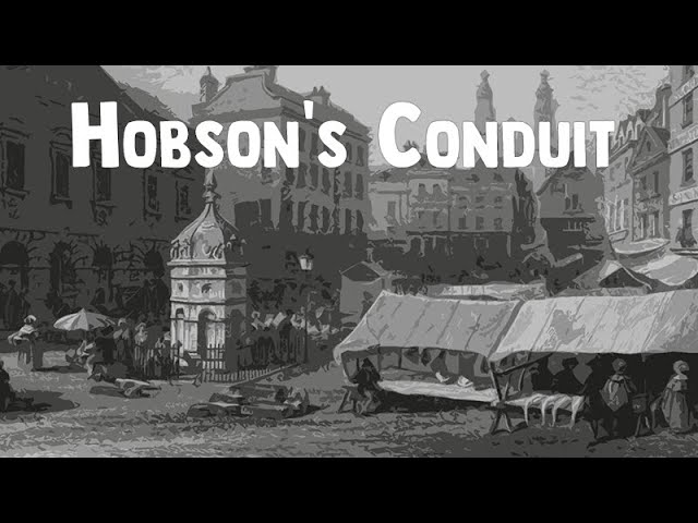 Signs & Wanders - Hobson's Conduit