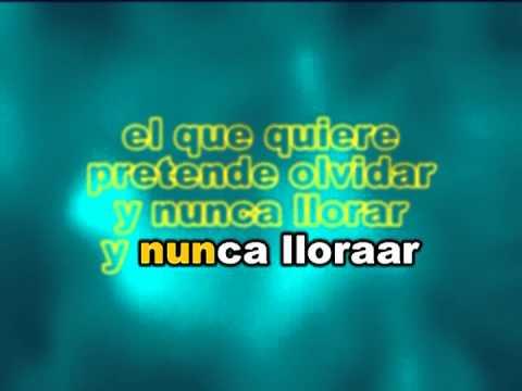 Amar y querer-José José (Con letra) - YouTube