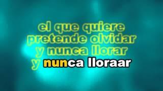 Jose Jose - Amar y Querer Karaokes Letras Lyrics - www.LetrasKaraoke.com