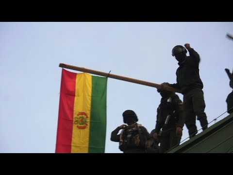 Bolivia: Police mutiny in Cochabamba against President Morales | AFP