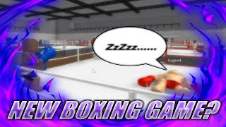 KNOCKED OUT SAGEE4!!! | Roblox | Boxing Test Server