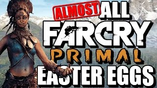 All Far Cry Primal Easter Eggs