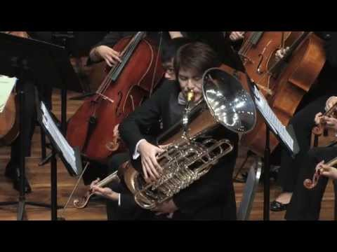 Vaughan Williams Tuba Concerto